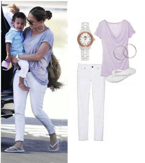 Jennifer Lopez Fashion Style