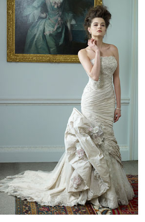 Ian Stuart Killer Queen Bridal Collection 2012