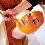 Pumpkin Face Mask to treat wrinkles_2