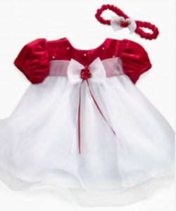 Baby Girl Christmas Dresses Macy&-39-S - Holiday Dresses