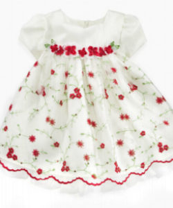 91cda2aaa Baby Girl Holiday Dresses At Macys