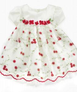 Baby Girl Holiday Dresses At Macys