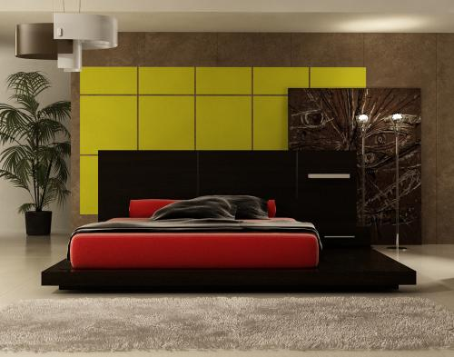 Modern bedroom furniture 2012 by decore muebles for Best bedroom designs 2012