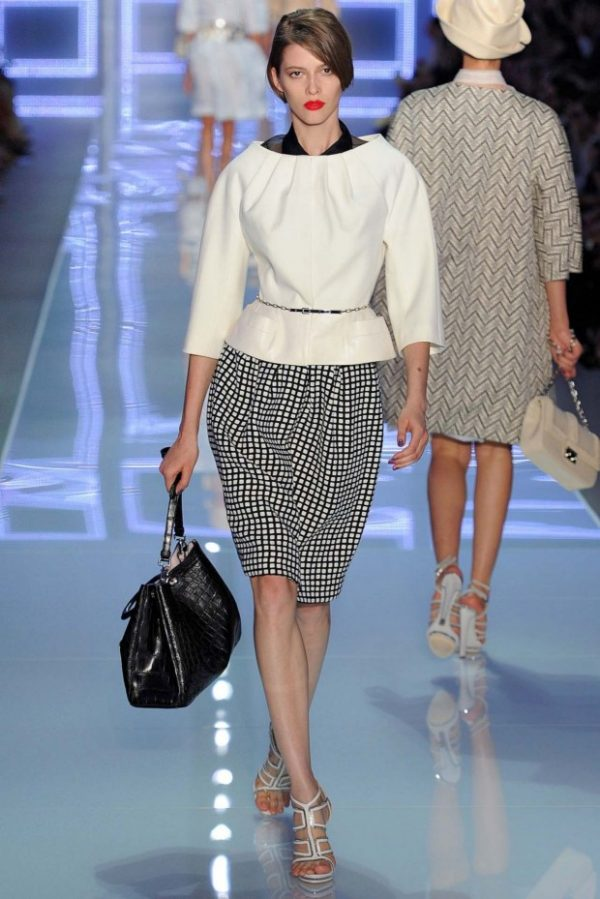 Christian Dior Collection Spring Summer 2012