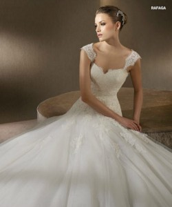 san patrick glamour collection wedding dresses 2012