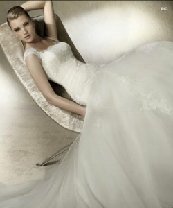 san patrick glamour collection wedding dresses 2012_10