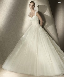 san patrick glamour collection wedding dresses 2012_2