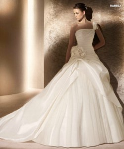 san patrick glamour collection wedding dresses 2012_3
