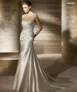 san patrick glamour collection wedding dresses 2012_7