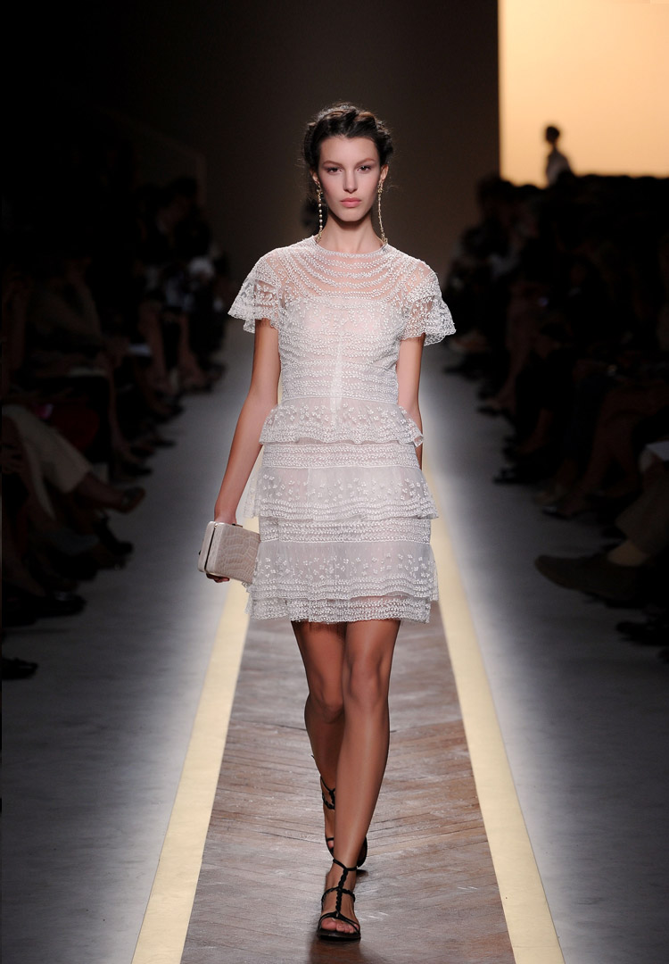 Valentino Spring Summer 2012 Collection For Women