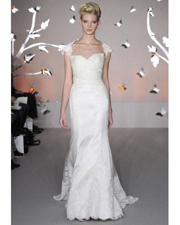 Alvina Valenta Bridal Gowns Spring 2012