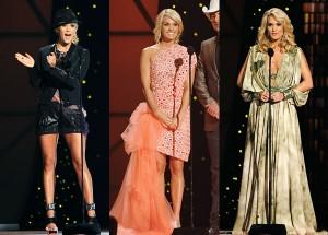 Carrie Underwood CMA Awards 2011 Dresses_2