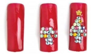Christmas Nail Design Ideas 2012_1