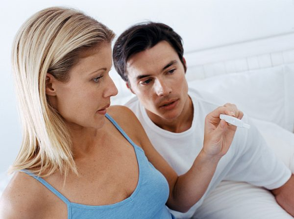 Symptoms of pregnancy 2-4 weeks