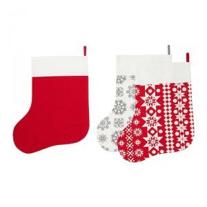 IKEA idgran Christmas stocking