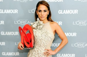 Jennifer Lopez Glamour Awards 2011 Dress