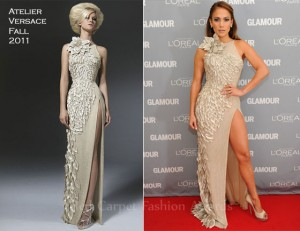 Jennifer Lopez Glamour Awards 2011 Dress_2