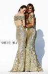 Sherri Hill prom dresses 2012