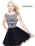 Sherri Hill prom dresses 2012_1