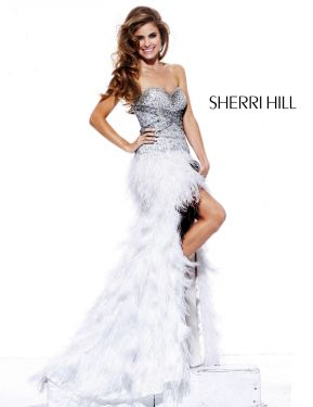 Sherri Hill Prom Dresses 2012 Collection