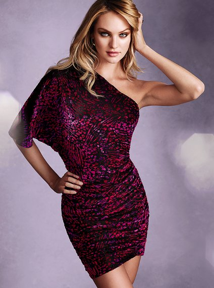 Victoria S Secret Evening Wear 2012