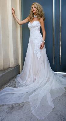 Amy Michelson Romantic Wedding Dresses 2012