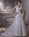 anjolique elegant wedding dresses_2