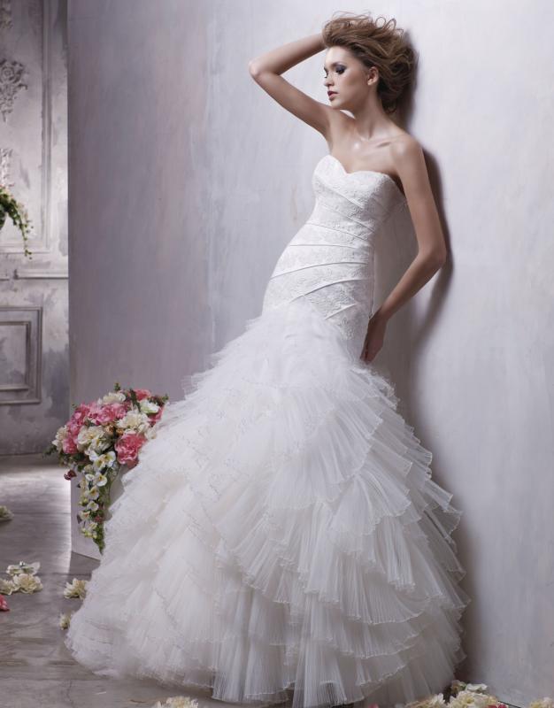 Anjolique Elegant Wedding Dresses