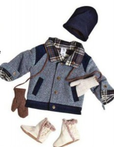 baby clothes winter 2012_1