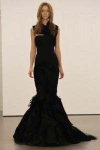 black wedding dresses 2012_1