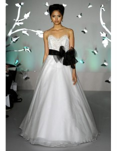 black wedding dresses 2012_7