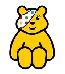 Pin Pudsey Colouring Page on Pinterest