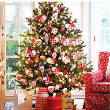 christmas tree decorating ideas_5