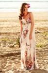 floral maxi dresses 2012