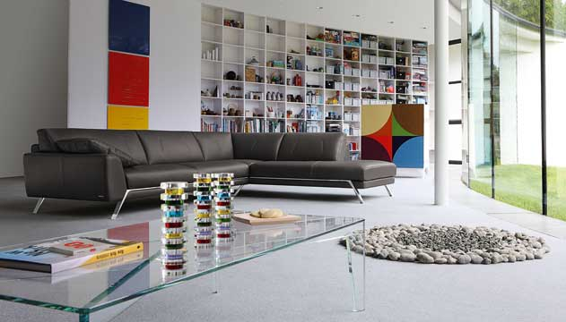 New Modern Sofas By Roche Bobois