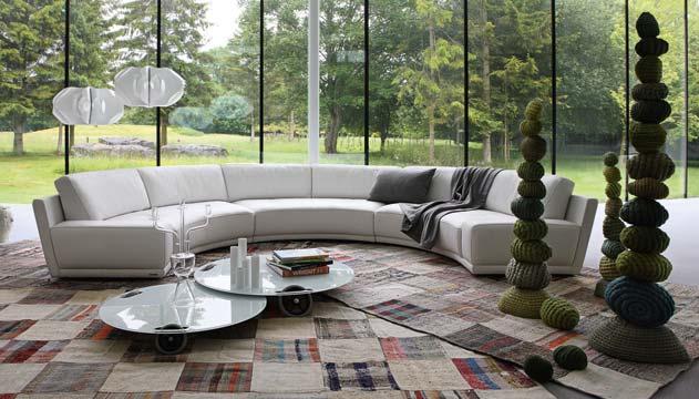 New modern sofas by roche bobois - Roche bobois sofa price range ...