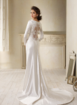 Bella's bridal gown by Alfred Angelo_4