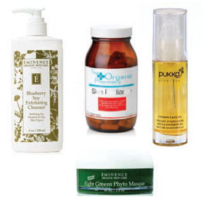 Charlotte Colwell Organic Facial Treatment
