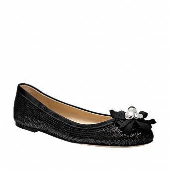 Prada Outlet Black Orange Prada Woman's Flat Shoes Prada Outlet