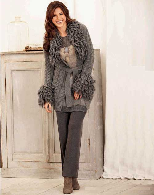 Latest Women's Fashion Trends Winter 2012
