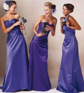 Romantica Bridesmaids Dresses 2012_10