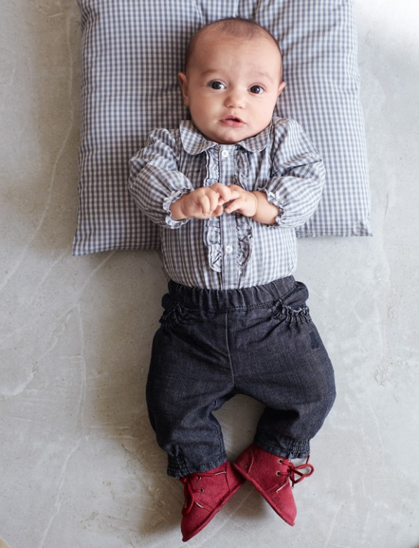 Free shipping on baby boy clothes at hitmixeoo.gq Shop bodysuits, footies, rompers, coats & more clothing for baby boys. Free shipping & returns.