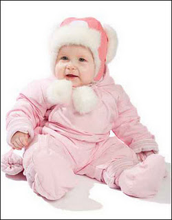 Baby Girl Clothes Winter 2012