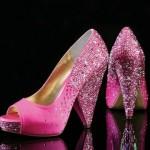 crystal evening shoes by Benjamin adams_4
