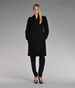 giorgio armani women's winter coats 2012