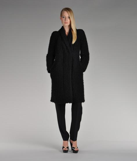 giorgio armani women's winter coats 2012