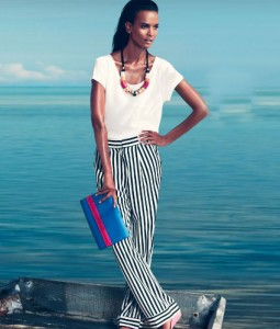h&m spring 2012 lookbook