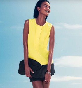 h&m spring 2012 lookbook_1