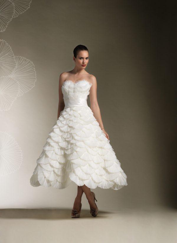 justin alexander bridal spring 2012