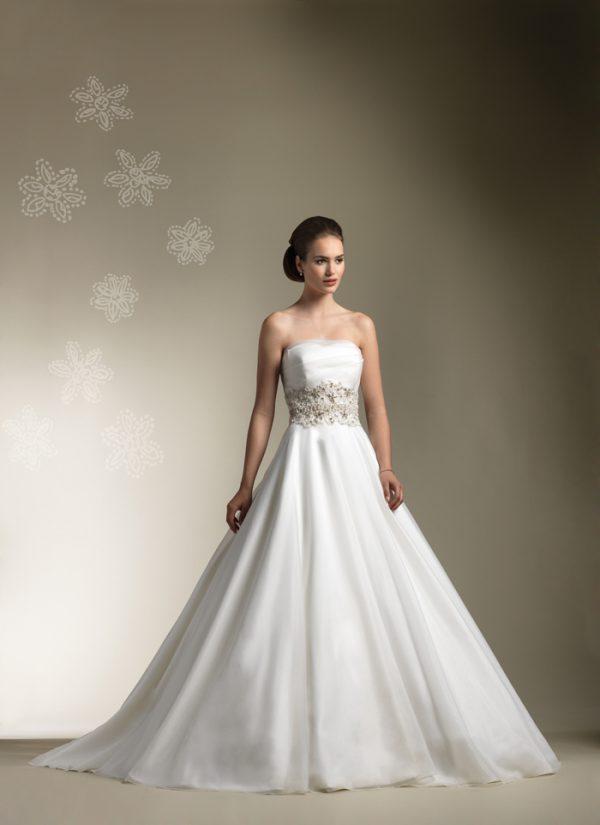 justin alexander bridal spring 2012_1